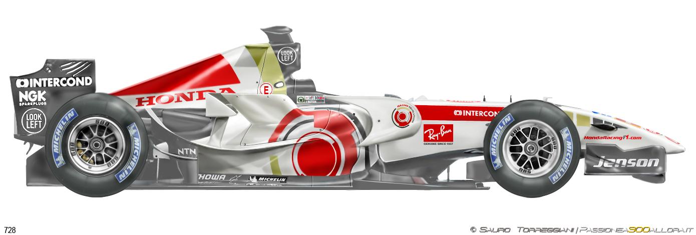 Honda RA106 2006