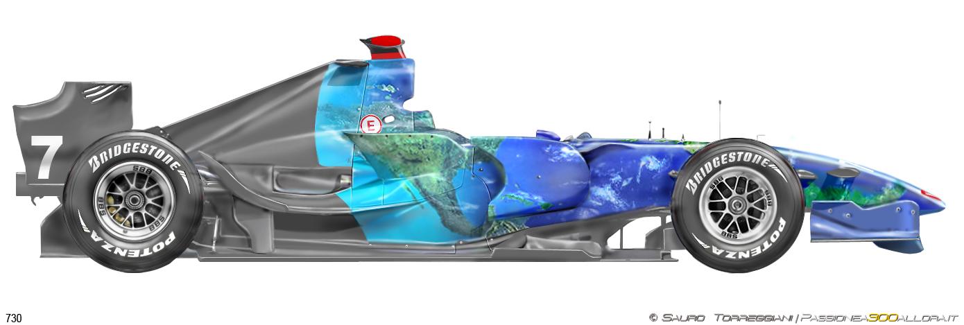 Honda RA107 2007